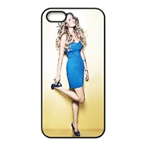 V Fashion iPhone 5 5s Cell Phone Case Black Lauren Conrad Jlulk