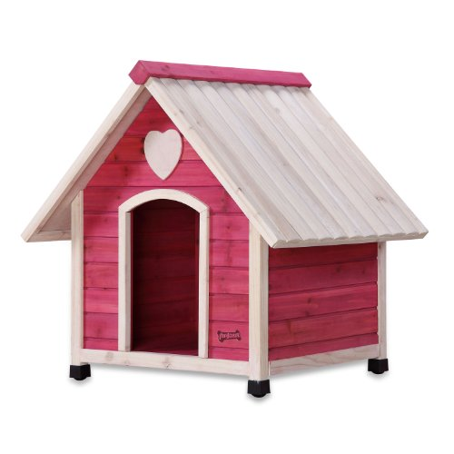 pet squeak arf frame dog house - 5