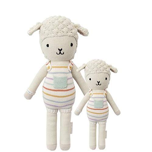Newborn Doll Lamb - CUDDLE + KIND Avery The Lamb Little 13