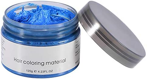 120 ML Cera temporal para colorear, Crema Para Colorante Pelo Temporal duradera, profesional, cera - Color del cabello Crema Para Colorante Pelo para ...