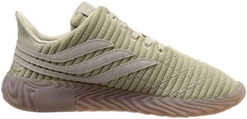 adidas Sobakov Homme Baskets Mode Gris
