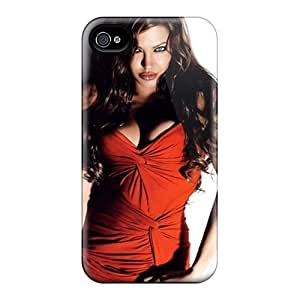 New Iphone 4/4s Case Cover Casing(angelina Jolie)