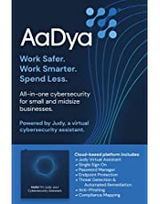 AaDya: 1 ADD-ON Monthly License; all-in-one Cybersecurity for Small & Medium Business: Judy Virtual Assistant, SSO, Password Mgr, Anti Phishing, Endpoint Protect, Threat Detection Remediation, Compliance