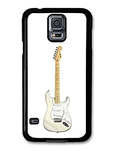 AMAF ? Accessories Iconic White Electric Guitar case for Samsung Galaxy S5