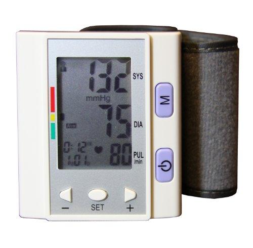 Wrist Type Digital Blood Pressure Monitor - 8
