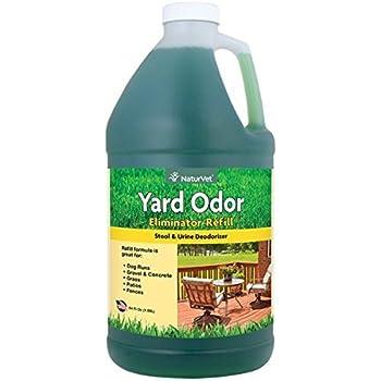 Amazon Com Naturvet Odo Eliminator Deodorizing Odor