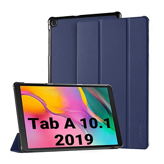 Robustrion Smart Trifold Hard Back Flip Stand Case Cover for Lenovo Tab M10 HD TB-X505F TB-X505L TB-X505X Byju's Tab
