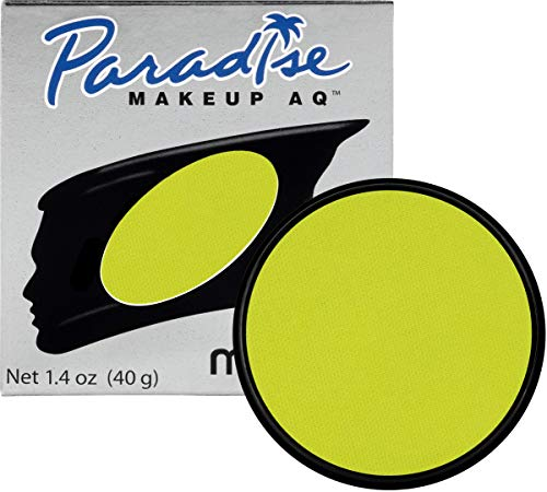 Mehron Makeup Paradise Makeup AQ Face & Body Paint (1.4 oz) (Lime) -