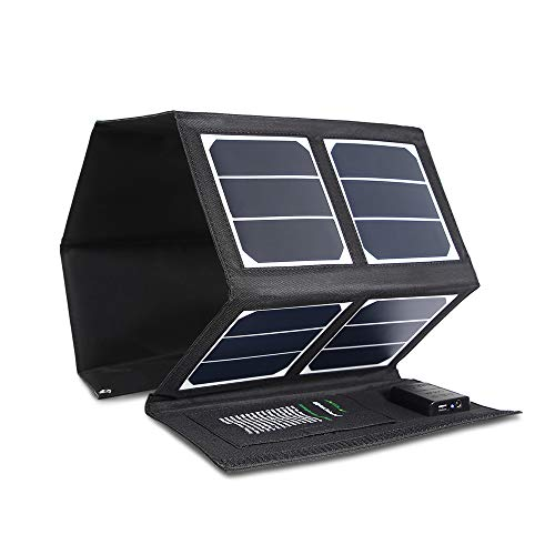 Portable Solar Charger for Laptop