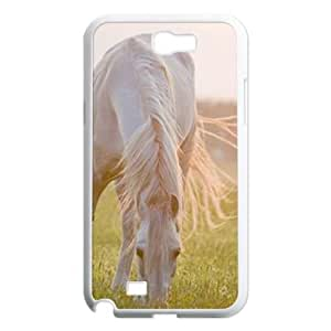 Clzpg Drop-Horse Samsung Galaxy Note2 N7100 Case - Horse plastic case