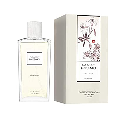 Instituto Español Marc Misaki Woman White Flowers Agua de Colonia - 150 ml