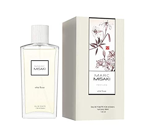 Instituto Español Marc Misaki Woman White Flowers Agua de Colonia - 150 ml: Amazon.es: Belleza
