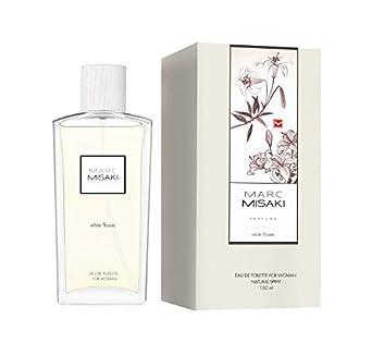 Amazon.com: MARC MISAKI WOMAN white flowers edt vaporizador ...