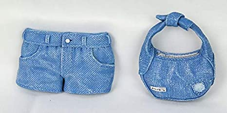 Imán Imán Bolso o pantalones cortos de Jeans BOMBONIERA ...