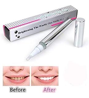 Zooarts - Bolígrafo de blanqueamiento con dientes perfectos