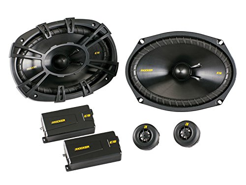 Kicker 40CSS694 CSS69 Component Speakers