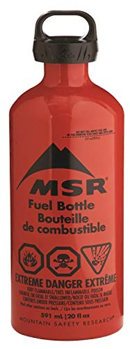 MSR Liquid Fuel Bottle, 20-Ounce