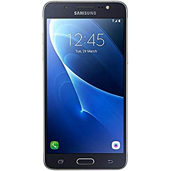 "Samsung Galaxy J5 (2016) J510M/DS 16GB Black, 5.2"", Dual Sim, Factory Unlocked Phone, No Warranty - International Version"