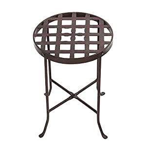 Achla Designs FB-22 Flowers Plant Stand