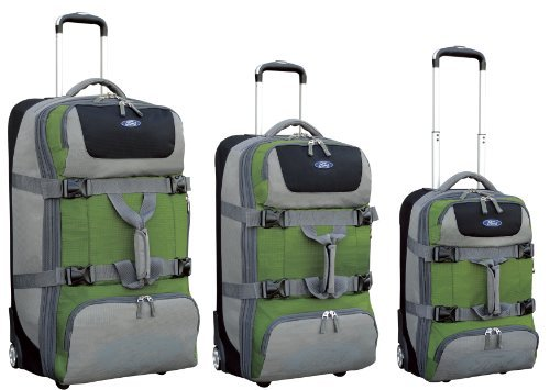 ford-by-travelers-club-luggage-3-piece-upright-duffel-collection-green-one-size