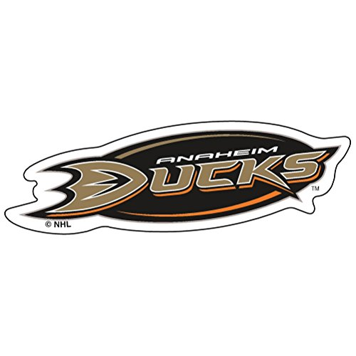 NHL Anaheim Ducks Premium Acrylic Carded Magnet ()