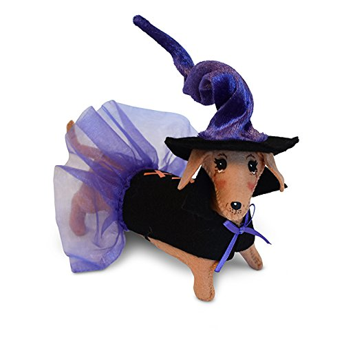 Annalee 5in Dog Witch