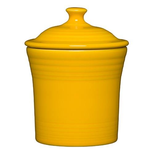 Jam China (Homer Laughlin 969-342 Utility/Jam Jar, Daffodil)