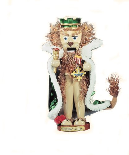 Steinbach Kurt Adler 16-Inch Wizard of Oz Cowardly Lion -