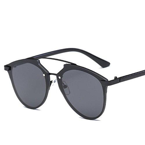 Aoligei Lunettes de soleil tendances mode CLASSIC lunettes de soleil rétro E