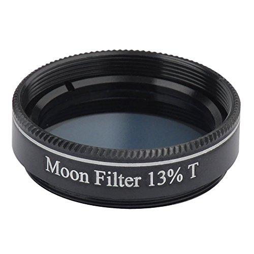 "Gosky 1.25"" 13% Transmission Moon Filter for Telescopes - Gr"