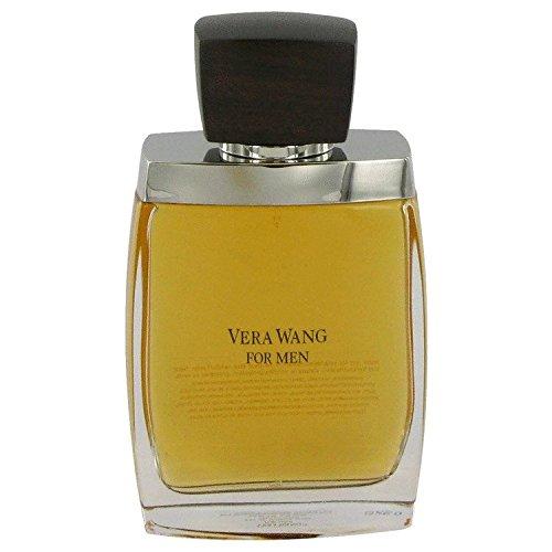 Vera Wang by Vera Wang Eau De Toilette Spray (Tester) 3.4 oz (Men) (Cream Body Wang Vera)