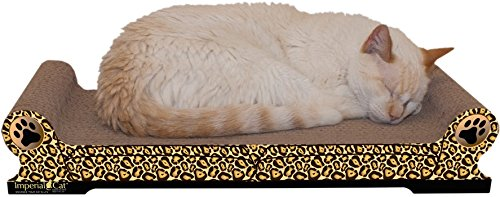 Imperial Cat Sofa Scratch and Shape, Jaguar