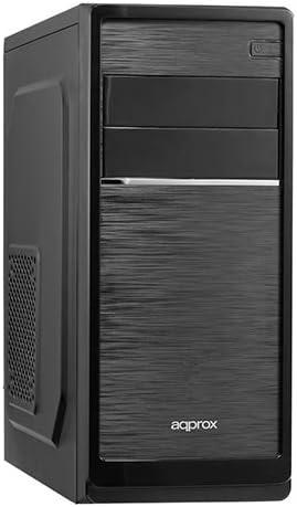 Approx Galileo Torre Negro - Caja de Ordenador (Torre, PC, SPCC ...