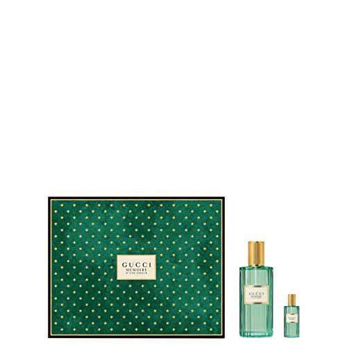 Gucci Memoire D'une Odeur For Women 2-Piece Set (2.0 Oz Eau De Perfum Spray + 0.16 Oz Eau De Perfum Spray Mini)