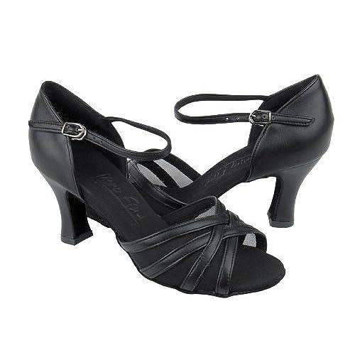 """Ladies Women Ballroom Dance Shoes from Very Fine C6027 Series 2.5"""" Heel"""