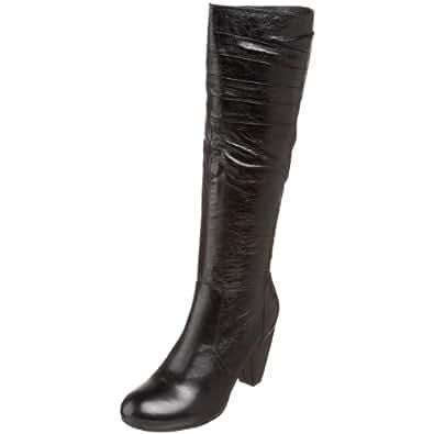 Miz Mooz Women's Nara Knee-High Boot,Black,10 M US