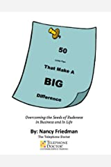 50 Little Tips That Make A BIG Difference Kindle Edition