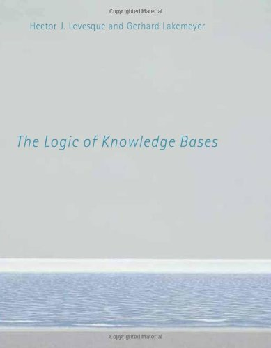 - The Logic of Knowledge Bases (The MIT Press)