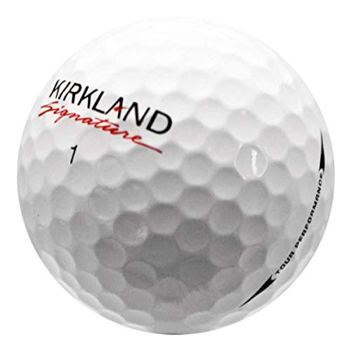 Kirkland Signature Golf Balls 24 Pack (Refurbished) (Renewed)