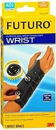 Futuro Custom Fit Adjustable Wrist Stabilizer Right Hand