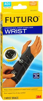 Futuro Custom Fit Adjustable Wrist Stabilizer Right Hand - 1 ea., Pack of 5