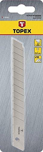 Topex 17b349/ 9/mm /Pack von 10/Ersatz-Blatt