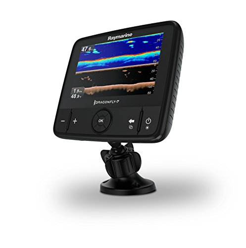 Raymarine Dragonfly 7 Pro Review - Best Fish Finders | Best Marine