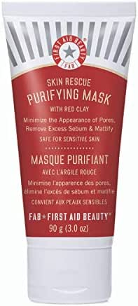 Facial Treatments: First Aid Beauty Skin Rescue Purifying Mask
