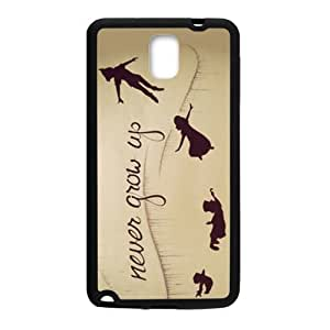 Never Grow Up Cell Phone Case for Samsung Galaxy Note3