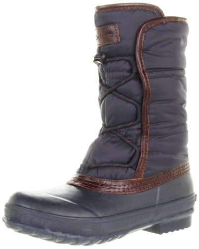 Navy Womens Ankle blue Weather Tretorn Snoega Closed Toe W Cold Boots zBpdHqw