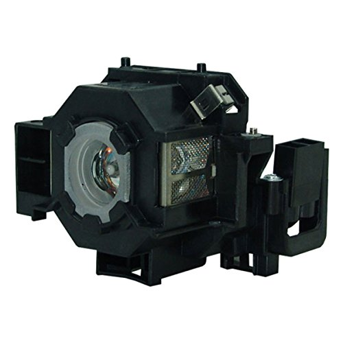 AuraBeam Professional Replacement Projector Lamp for Epson ELPLP42 with Housing (Powered by Osram) by AuraBeam