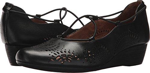 Cobb Hill Women's Verona 3 Strap Sandal, Black Lthr, 095 N US