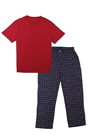 Imagen no disponible. Imagen no disponible del. Color: Tommy Hilfiger - Pijama - para Hombre ...