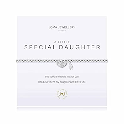Joma Jewellery Childrens a little Special Daughter bracelet